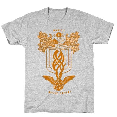 Dante's Divine Comedy T-Shirt