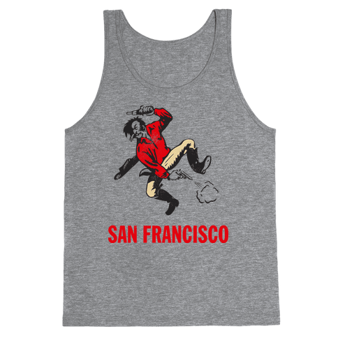 San Francisco (Vintage) Tank Top