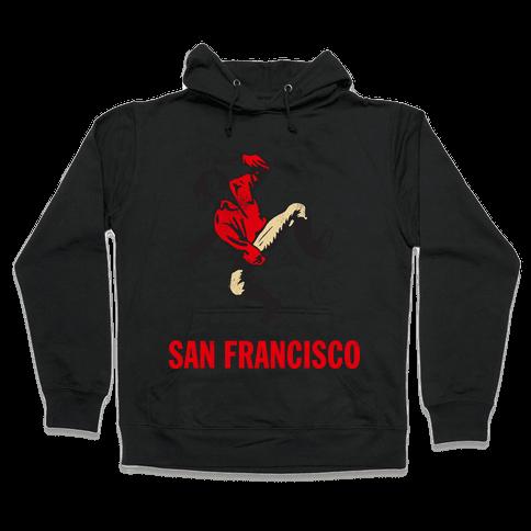 San Francisco (Vintage) Hooded Sweatshirt