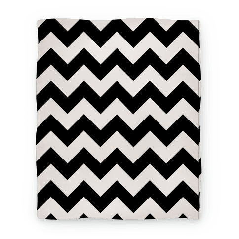 The Black Lodge Blanket Blanket