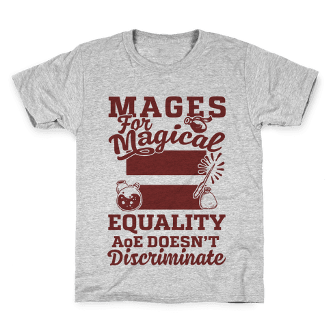 Mages For Magical Equality Kids T-Shirt