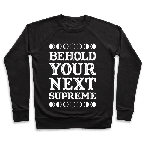 Behold Your Next Supreme Pullover