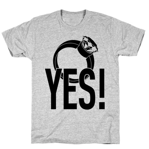 YES! (Bachelorette) T-Shirt