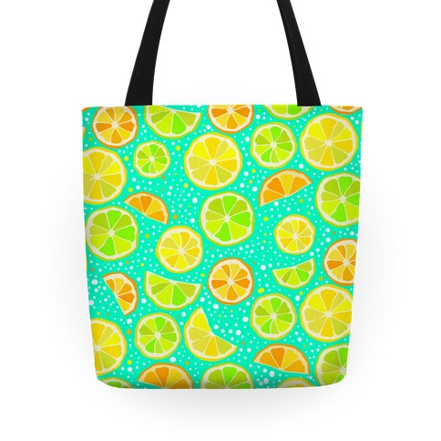 Fresh Cut Slices Tote Tote