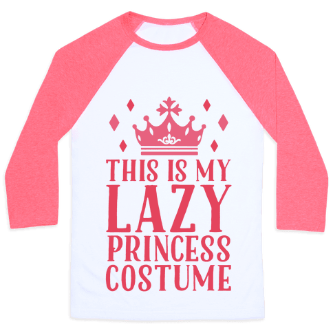 This Is My Lazy Princess Costume