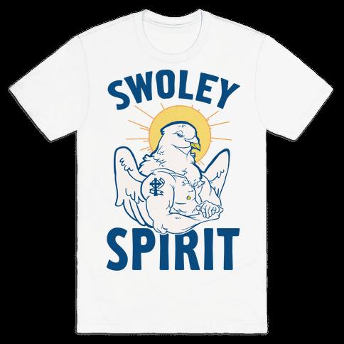 Swoley Spirit Mens T-Shirt