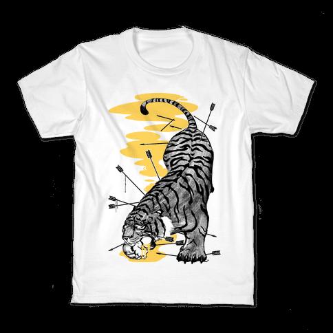 Tyger, Tyger Kids T-Shirt