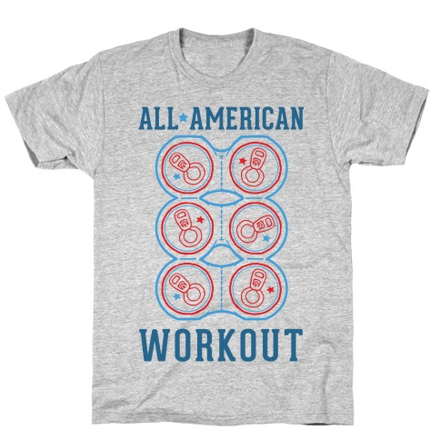 All American Workout T-Shirt
