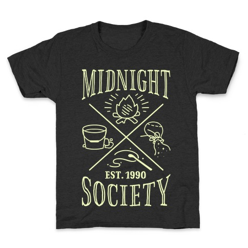 Midnight Society Kids T-Shirt