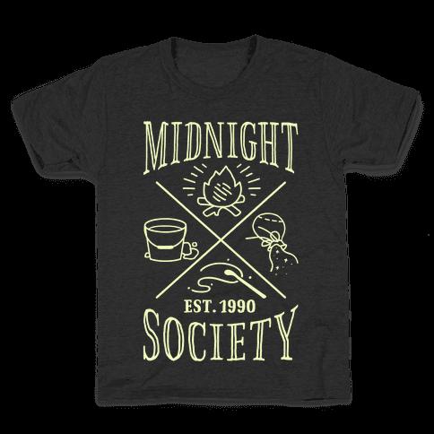 Midnight Society Kids T-Shirt