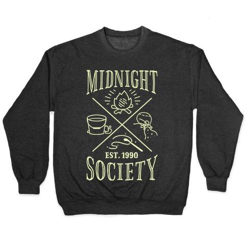 Midnight Society Pullover