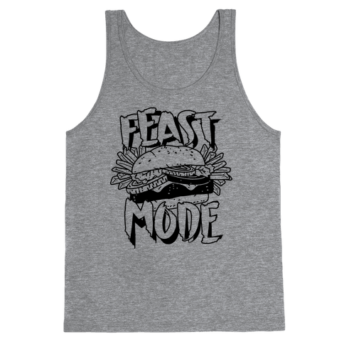 Feast Mode Tank Top
