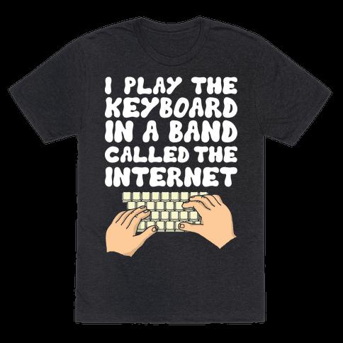 I Play The Keyboard