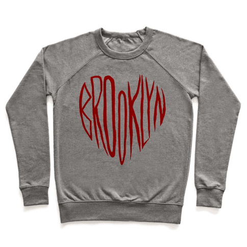 I LOVE BROOKLYN Pullover