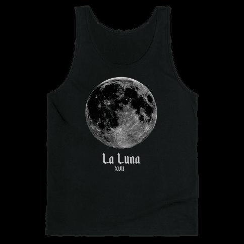 La Luna Tank Top