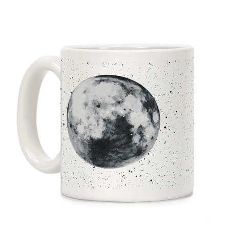 Inverted Moon Coffee Mug