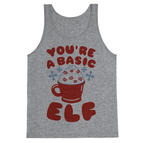 Basic Elf Tank Top