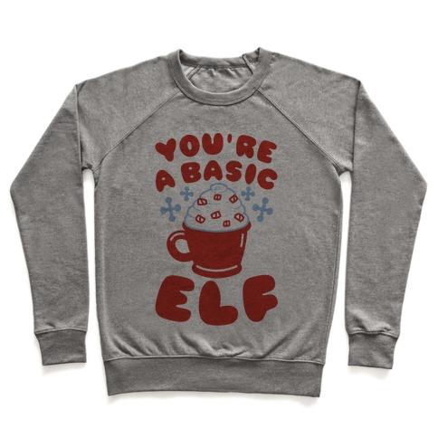 Basic Elf Pullover