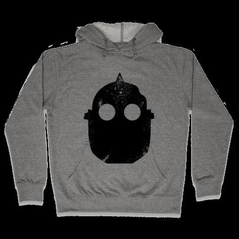 Vintage Giant Hooded Sweatshirt