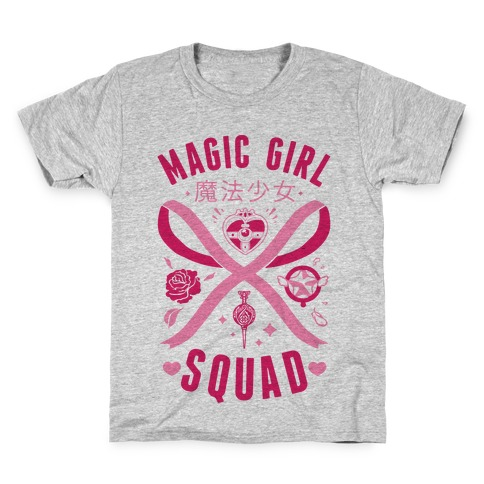 Magic Girl Squad Kids T-Shirt