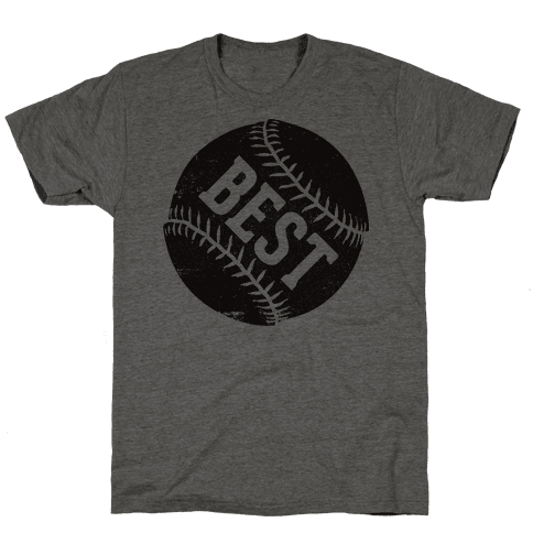Best Pitches (Best) Mens T-Shirt
