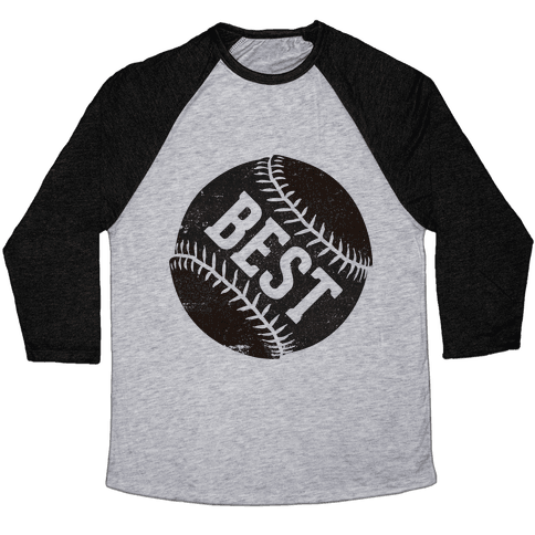 Best Pitches (Best) Baseball Tee