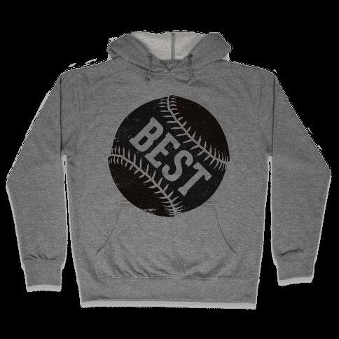 Best Pitches (Best) Hooded Sweatshirt