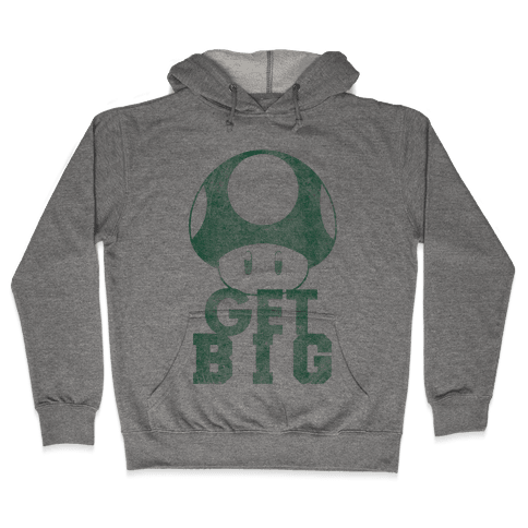 Nerd Lift Hooded Sweatshirt