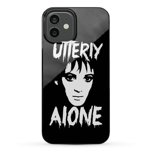Utterly Alone Phone Case