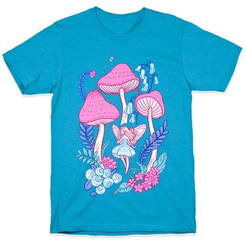 Pastel Fairy Garden T-Shirt