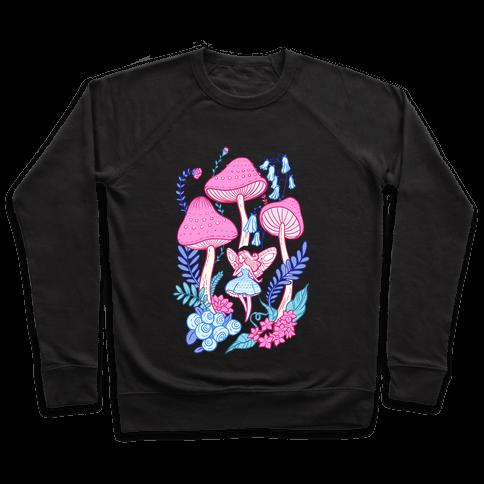 Pastel Fairy Garden Pullover