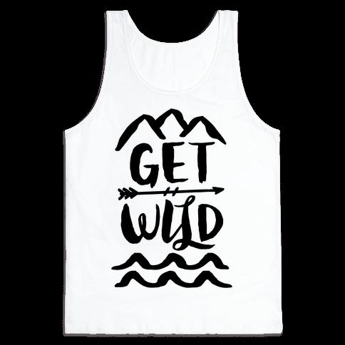 Get Wild Tank Top