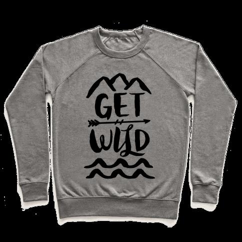 Get Wild Pullover