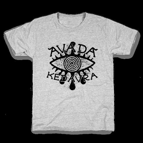Avada Kedavra Kids T-Shirt