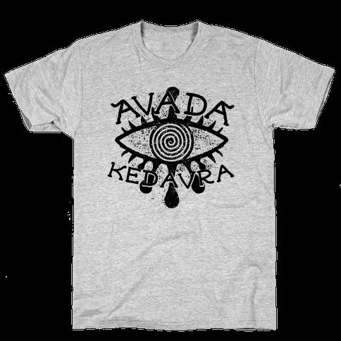 Avada Kedavra Mens T-Shirt