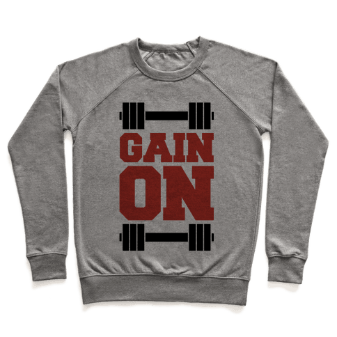 Gain On Pullover