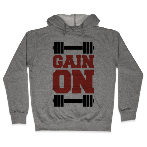 Gain On Hooded Sweatshirt
