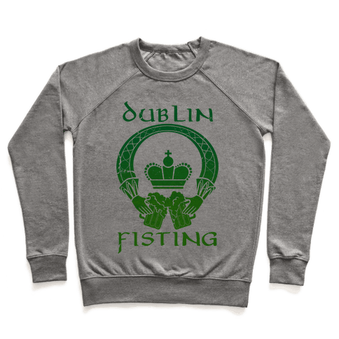 Dublin Fisting Pullover