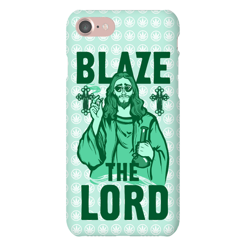 Blaze the Lord