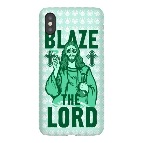 Blaze the Lord Phone Case