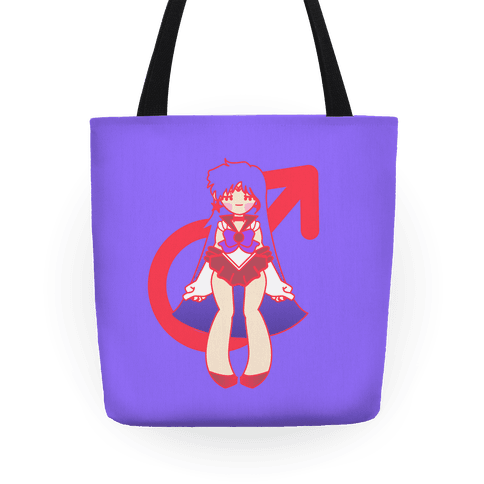 Pretty Soldiers: Mars Tote