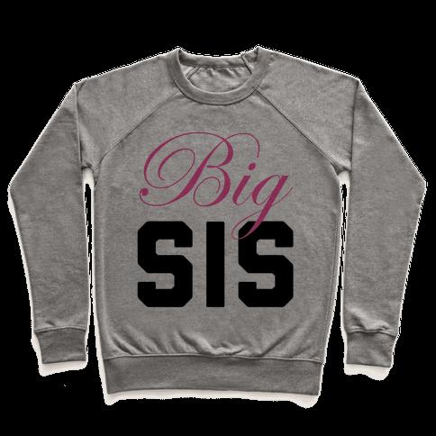 Big Sis Pullover