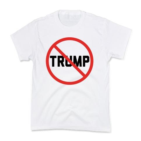 No Trump Kids T-Shirt