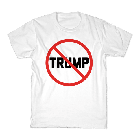 No Trump Kids T-Shirt