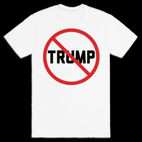 No Trump Mens T-Shirt