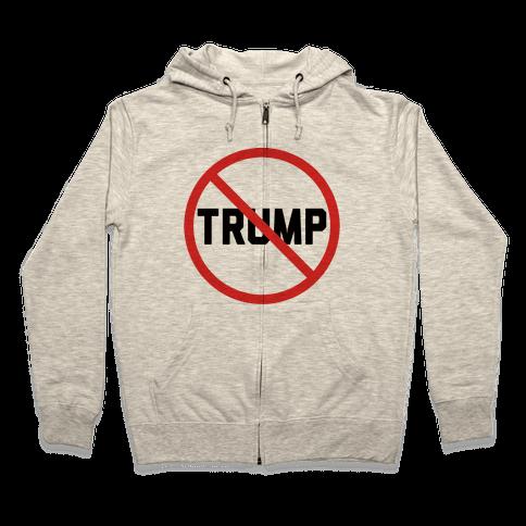 No Trump Zip Hoodie