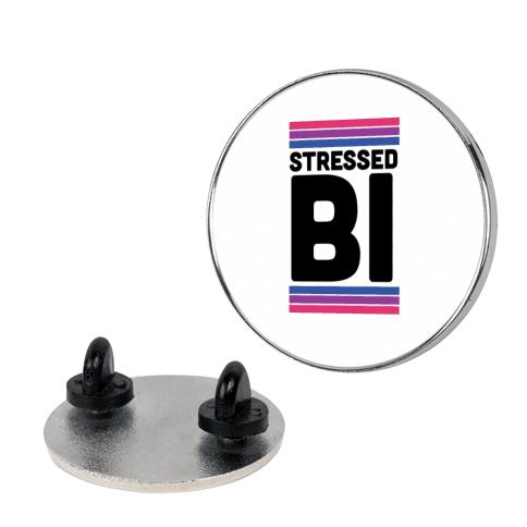Stressed Bi pin