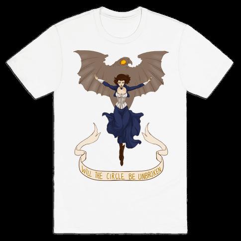 Will the Circle Be Unbroken? Mens T-Shirt
