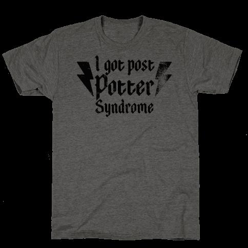 I Got Post Potter Syndrome
