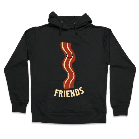Best Breakfast (Bacon) Hooded Sweatshirt